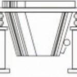 O uso de AIRMOUNTS como base de equipamentos vibrátorios faz com que seu funcionamento não prejudique os pontos de fixação, prolongando a durabilidade do conjunto.